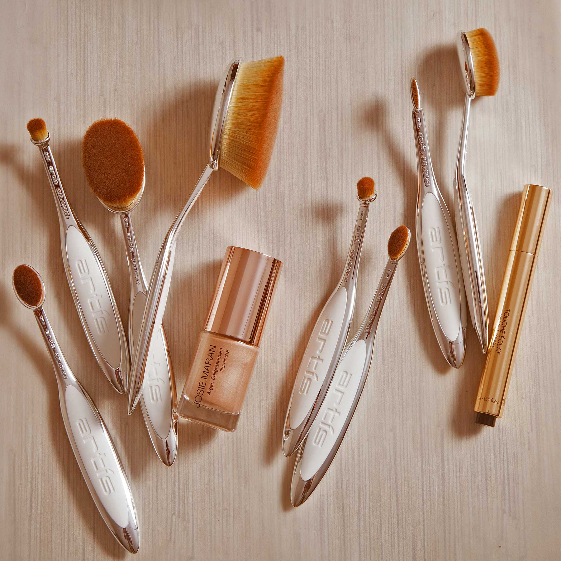 Spoon makeup brushes sephora